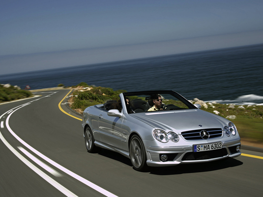 Mercedes-Benz CLK-Класс