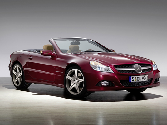 Mercedes-Benz SL-класс